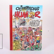 Cómics: CÓMIC SUPER HUMOR MOTADELO - OLIMPIADAS DEL HUMOR Nº 2 - EDICIONES B - AÑO 2002. Lote 195482141