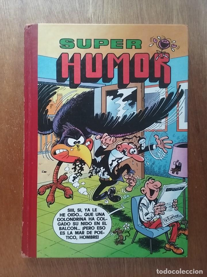 SUPER HUMOR VOLUMEN 17, EDICIONES B, 1990, SUPERHUMOR (Tebeos y Comics - Ediciones B - Humor)