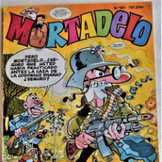 Cómics: MORTADELO Nº 141 - EDICIONES B - TAPA BLANDA. Lote 195815320