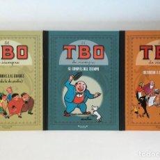 Comics : EL TBO DE SIEMPRE TOMOS 1, 2 Y 3. EDICIONES B.. Lote 195959535