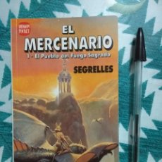 Cómics: EL MERCENARIO - SEGRELLES - DRAGON POCKET. Lote 195998765