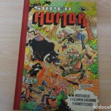Cómics: SUPER HUMOR Nº 33. EDITA EDICIONES B 1989. BUEN ESTADO. Lote 196001267