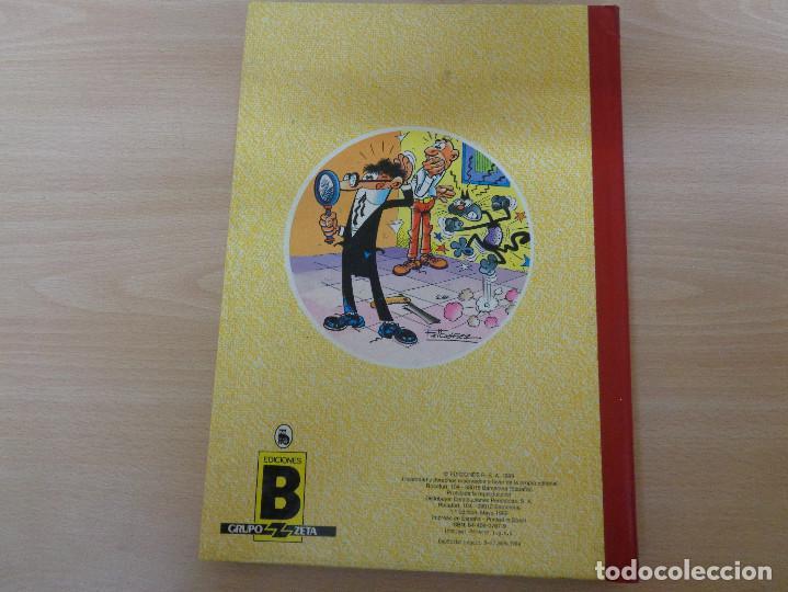 Cómics: Super Humor Nº 33. Edita Ediciones B 1989. Buen estado - Foto 2 - 196001267