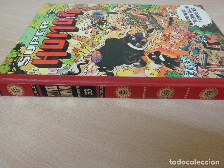 Cómics: Super Humor Nº 33. Edita Ediciones B 1989. Buen estado - Foto 3 - 196001267
