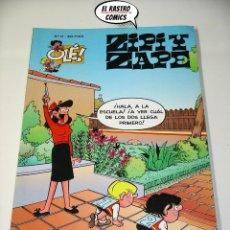 Cómics: OLE! ZIPI Y ZAPE Nº 41, EDICIONES B, 9D. Lote 196306167