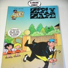 Cómics: OLE! ZIPI Y ZAPE Nº 39, EDICIONES B, 9D. Lote 196306202