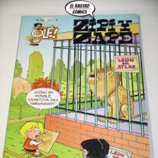 Cómics: OLE! ZIPI Y ZAPE Nº 30, EDICIONES B, 9D. Lote 196306292