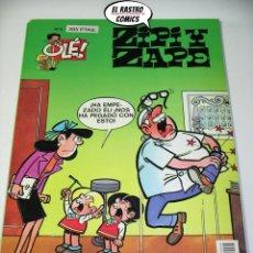 Cómics: OLE! ZIPI Y ZAPE Nº 8, EDICIONES B, 9D. Lote 196306336