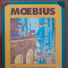 Cómics: MOEBIUS. THE LONG TOMORROW. 1A EDICIÓN 1994 EDICIONES B. Lote 196337291