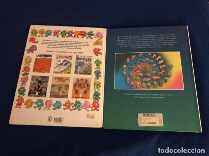 Cómics: EL MUNDO DE LOS Xunguis Y SE DIVIERTEN 1ª EDICION EDICIONES B - Foto 4 - 196448142