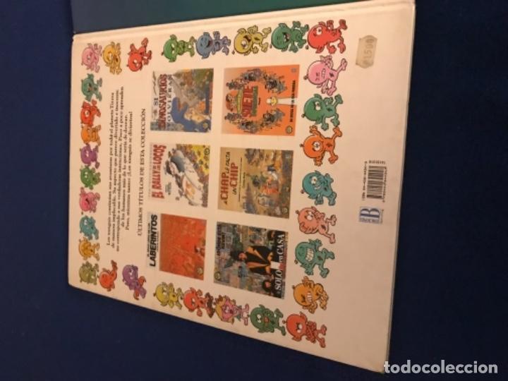 Cómics: EL MUNDO DE LOS Xunguis Y SE DIVIERTEN 1ª EDICION EDICIONES B - Foto 5 - 196448142