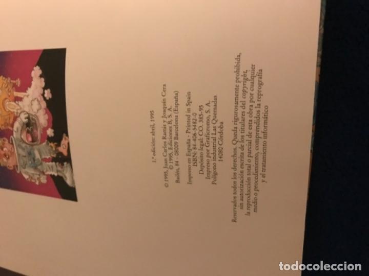 Cómics: EL MUNDO DE LOS Xunguis Y SE DIVIERTEN 1ª EDICION EDICIONES B - Foto 7 - 196448142
