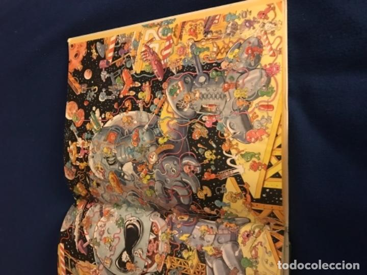 Cómics: EL MUNDO DE LOS Xunguis Y SE DIVIERTEN 1ª EDICION EDICIONES B - Foto 15 - 196448142