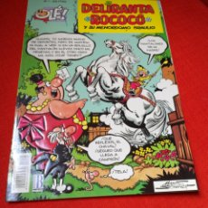 Cómics: OLE Nº1-DELIRANTA ROCOCO Y SU MENORDOMO BRAULIO.MARTZ SCHMIDT-1ª EDICION 1993.DIFICIL.. Lote 196496393