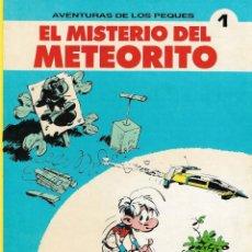 Cómics: AVENTURAS DE LOS PEQUES - Nº 1 - EL MISTERIO DEL METEORITO - SEROW Y DESPRECHINS - EDICIONES B 1991. Lote 196531431