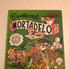 Comics: SUPER TOP COMIC SUPERTOPCOMIC MORTADELO Nº 10. EDICIONES B 1ª EDICION 2008. Lote 196671281