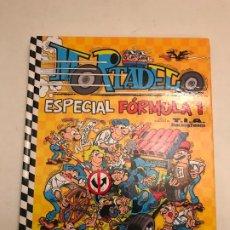 Comics : MORTADELO ESPECIAL FORMULA 1. 3ª EDICION 2007. Lote 196671692
