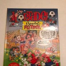 Cómics: MORTADELO ESPECIAL FUTBOL. 1ª EDICION 2010. NUEVO. Lote 196671791