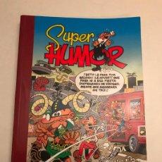 Cómics: SUPER HUMOR RUSTICA Nº 4. MORTADELO Y FILEMON. EDICIONES B 1ª Y UNICA EDICION 2015. NUEVO. Lote 196673212