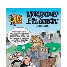 Comics: OLE 200 MORTADELO Y FILEMON TIJERETAZO. Lote 197122802