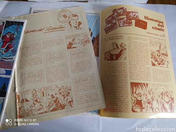 Cómics: El Capitán Trueno, lote de 7 números. Sueltos a 1,50 €. - Foto 6 - 197420162