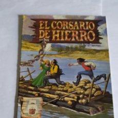 Cómics: EL CORSARIO DE HIERRO, NÚMERO 42, EDICIONES B.. Lote 197423438