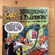 Cómics: MORTADELO Y FILEMÓN OLE (12 NÚMEROS). Lote 197464342