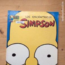 """Cómics: SIMPSON """"LOS EXCÉNTRICOS """" OLE. Lote 197466586"""