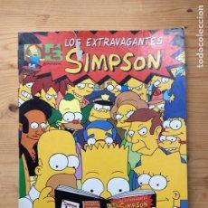 """Cómics: SIMPSON """" LOS EXTRAVAGANTES"""" OLE. Lote 197467393"""