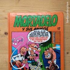 Cómics: MORTADELO Y SUS AMIGOS Nº 17. Lote 197469606