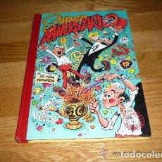 Cómics: SUPER HUMOR MORTADELO - Nº 29 / SUPER ANIVERSARIO * 40 AÑOS MORTADELO / EDICIONES B - 1998. Lote 223490868