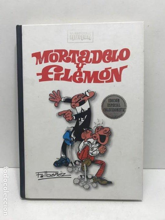 MORTADELO Y FILEMÓN, IBAÑEZ /EDICIÓN COLECCIONISTA-EDITORIAL RBA, AÑO 2009 (Tebeos y Comics - Ediciones B - Humor)