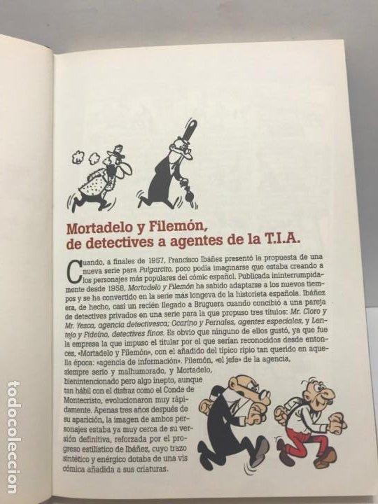 Cómics: Mortadelo Y Filemón, Ibañez /Edición Coleccionista-Editorial RBA, Año 2009 - Foto 2 - 197781585
