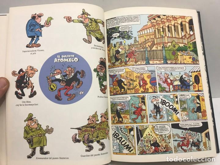 Cómics: Mortadelo Y Filemón, Ibañez /Edición Coleccionista-Editorial RBA, Año 2009 - Foto 4 - 197781585