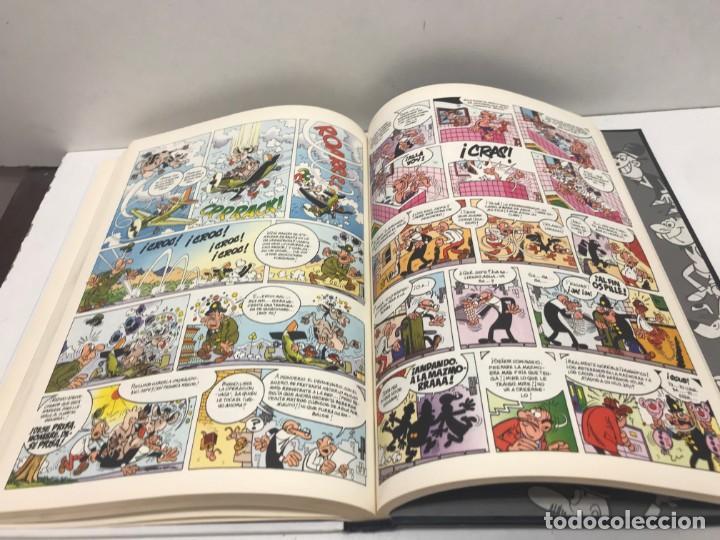 Cómics: Mortadelo Y Filemón, Ibañez /Edición Coleccionista-Editorial RBA, Año 2009 - Foto 6 - 197781585
