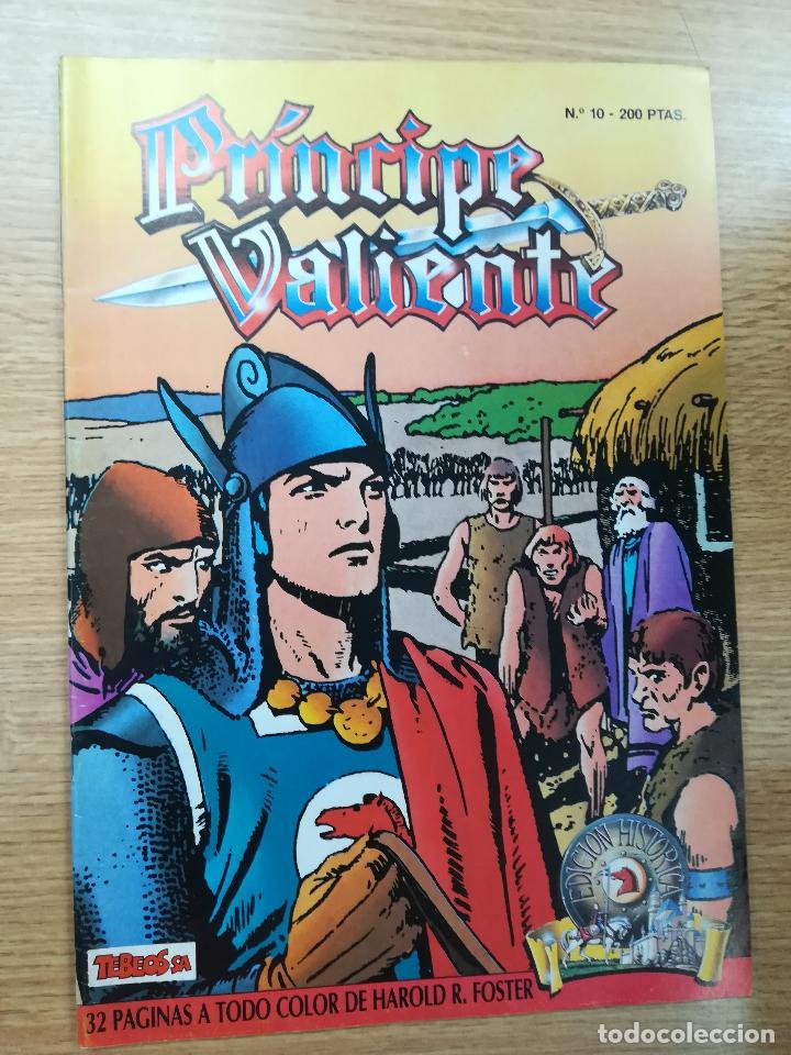 PRINCIPE VALIENTE EDICION HISTORICA #10 (Tebeos y Comics - Ediciones B - Otros)