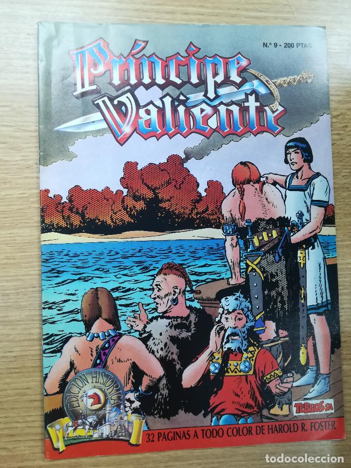 PRINCIPE VALIENTE EDICION HISTORICA #9 (Tebeos y Comics - Ediciones B - Otros)