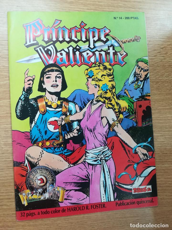 PRINCIPE VALIENTE EDICION HISTORICA #14 (Tebeos y Comics - Ediciones B - Otros)