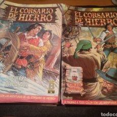 Comics: EL CORSARIO DE HIERRO, COLECCIÓN CASI COMPLETA 55 DE 58, EDICIONES B, GRUPO Z. Lote 198229828