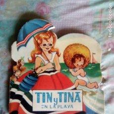 Cómics: TIN Y TINA EN LA PLAYA POR MIMBRO. Lote 198307550