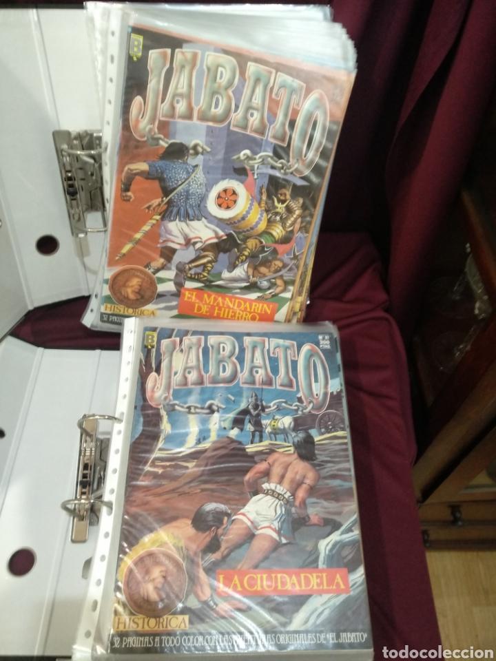 EL JABATO, COLECCIÓN AVANZADA 79 DE 106, EDICIONES B (Tebeos y Comics - Ediciones B - Otros)
