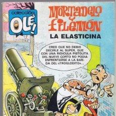 Cómics: MORTADELO Y FILEMÓN LA ELASTICINA Nº 273. Lote 198970416