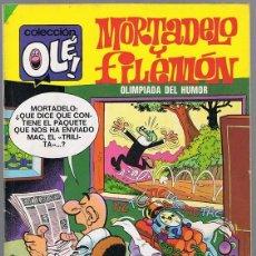 Cómics: MORTADELO Y FILEMÓN OLIMPIADA DEL HUMOR Nº 94 . Lote 198971366