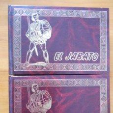 Cómics: EL JABATO TOMOS Nº 1 Y 2 - EDICION FACSIMIL - EDICIONES B - TAPA DURA - LEER DESCRIPCION (9M). Lote 198971673