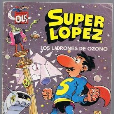 Cómics: SUPER LOPEZ LOS LADRONES DE OZONO Nº 22. Lote 198972448