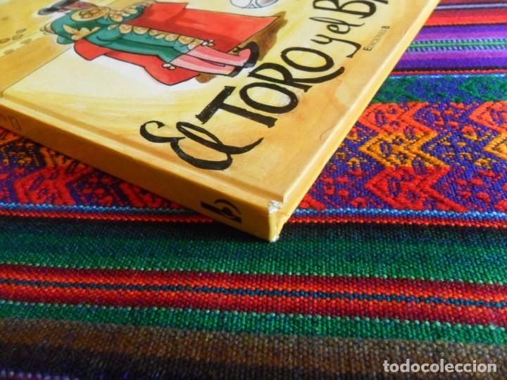 Cómics: COLECCIÓN MINGOTE 3, EL TORO Y EL BALÓN. EDICIONES B 1ª EDICIÓN 2006. BUEN ESTADO Y RARO. - Foto 2 - 193987196