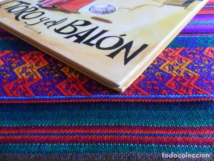 Cómics: COLECCIÓN MINGOTE 3, EL TORO Y EL BALÓN. EDICIONES B 1ª EDICIÓN 2006. BUEN ESTADO Y RARO. - Foto 3 - 193987196