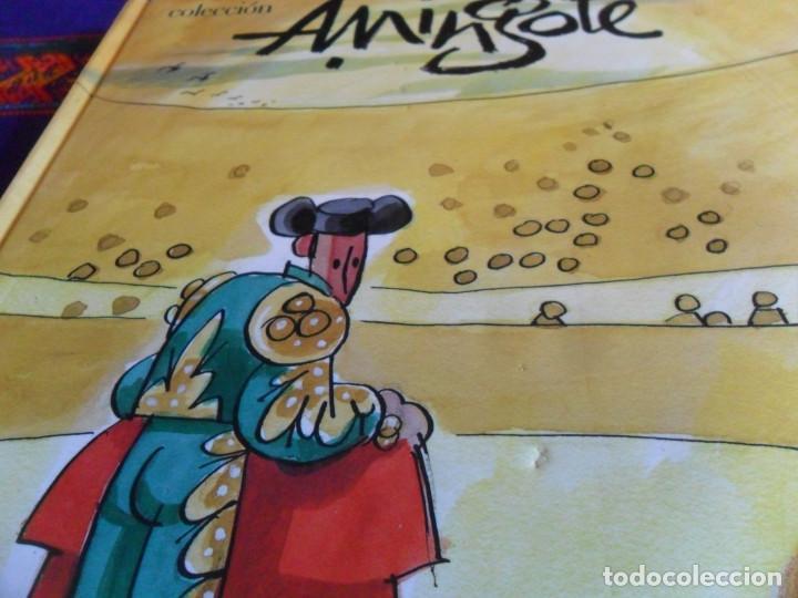 Cómics: COLECCIÓN MINGOTE 3, EL TORO Y EL BALÓN. EDICIONES B 1ª EDICIÓN 2006. BUEN ESTADO Y RARO. - Foto 6 - 193987196