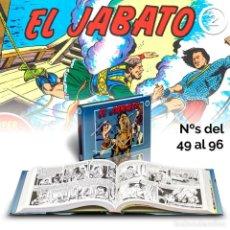Cómics: CÓMICS. EL JABATO 2 (NºS 49 AL 96) VÍCTOR MORA/FRANCISCO DARNIS (CARTONÉ) DESCATALOGADO!!! OFERTA!!!. Lote 199422502