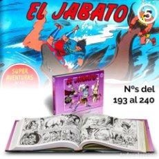 Cómics: CÓMICS. EL JABATO 5 ( 193 AL 240) VÍCTOR MORA/FRANCISCO DARNIS (CARTONÉ) DESCATALOGADO!!! OFERTA!!!. Lote 199423032